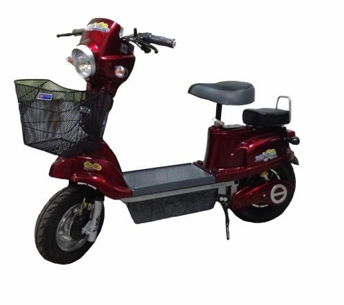 巨鳴-KS-105快樂寶貝(輪鼓馬達) 電動自行車 for 永昌車業有限公司