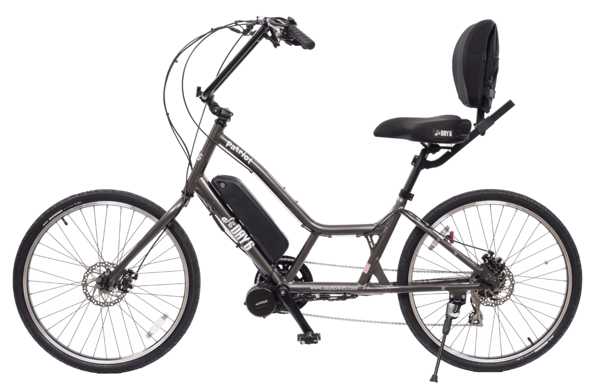 The Patriot Day 6 Electric Bike