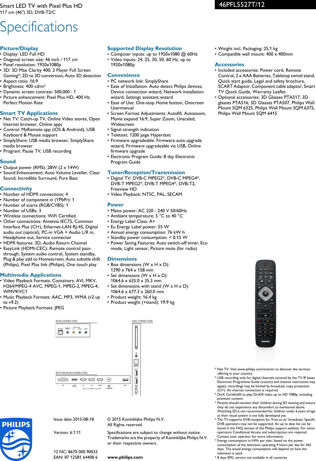 Owners manual for philips tv model 32 of p