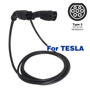 Charging cable for TESLA (13.8kW - Type 2)