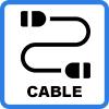 Cable pour EV - Câble de charge pour TESLA (22kW - Type 2)