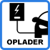 EV oplaadstation - Duo-oplaadstation met kabels (2 x 11kW)