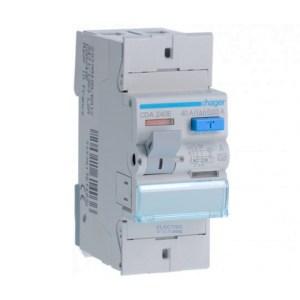 Interrupteur différentiel 2P 40A 30mA type A