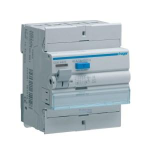 Interrupteur différentiel 4P 40A 30mA type A