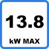 Max 13.8kW 2 - Oplaadkabel voor TESLA (13.8kW - Type 2)