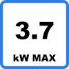 Max 3.7 2 - Laadstation voor Tesla (tot 3.7kW)