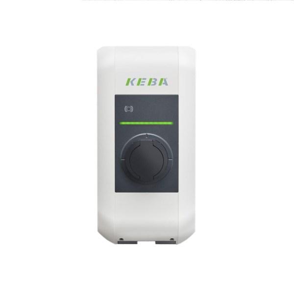 Borne de recharge KEBA P30 a-series (jusqu'à 22kW)