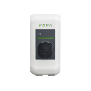 KEBA P30 a-series charging station (up to 22kW)
