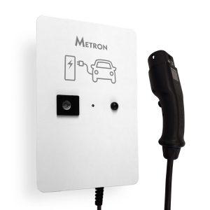 Borne de recharge pour Tesla (jusqu'à 22kW)