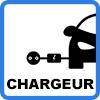 chargeur portable pour vehicule electrique - Chargeur portable avec prise domestique pour véhicule électrique (3,7kW - Type 2)