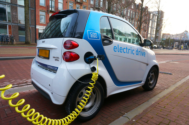 electric vehicle charging modes de charge - Electric vehicles today