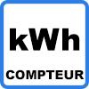 mid compteur kwh - Borne de recharge KEBA P30 c-series de 2,3kW à 22kW avec RFID et compteur kWh - 111027