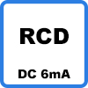 rcd dc 6ma 1 - EV charging station with cable (up to 7.4kW)