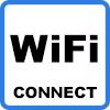 wifi connect 2 - Type 2 Mennekes naar Schuko 16A adapter (WiFi versie)
