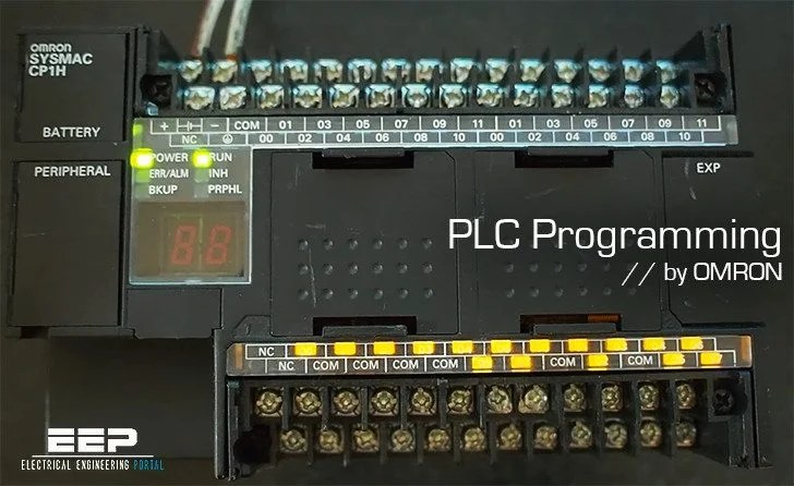 PLC Programming  OMRON