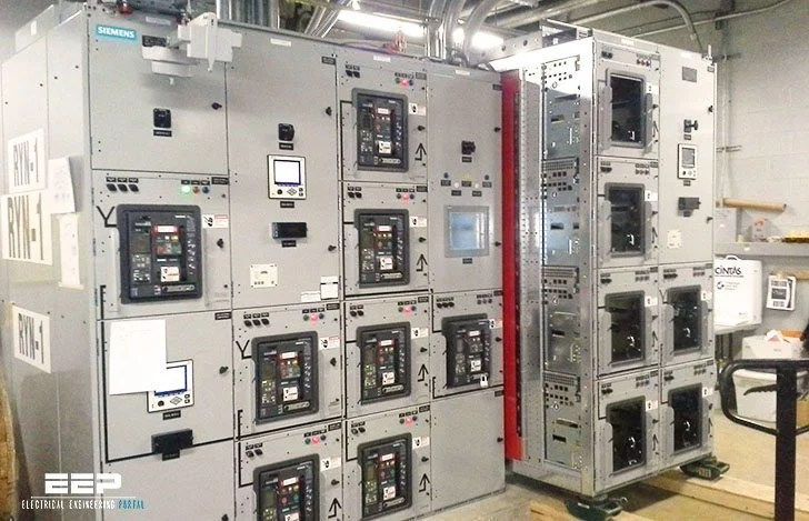 difference between switchgear and