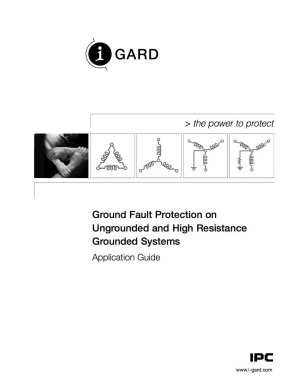 High Resistance Ground Wiring Diagram | Wiring Library
