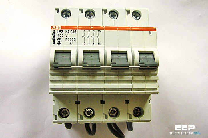 mcb wiring diagram canine skull miniature circuit breaker construction
