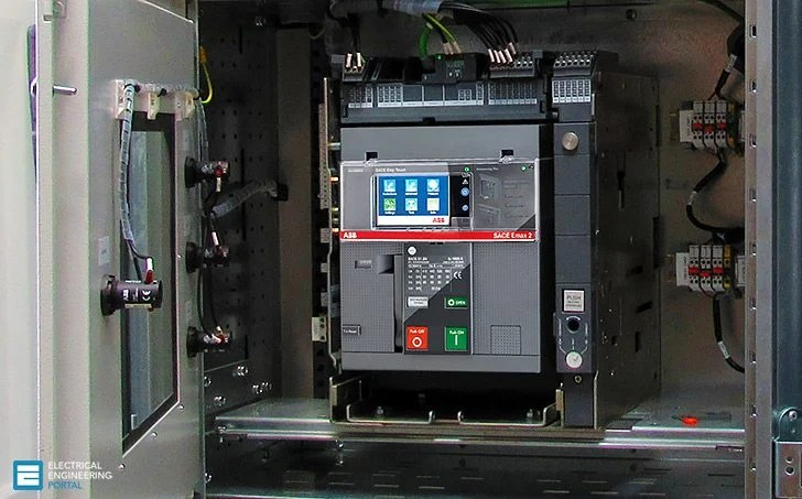 Siemens Sub Panel Wiring Diagram The Role Of Circuit Breakers In Lv Mv Power Systems