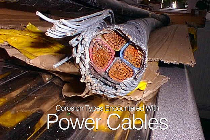 Air Conditioning Transformer Wiring Diagram Corrosion Types Encountered With Power Cables