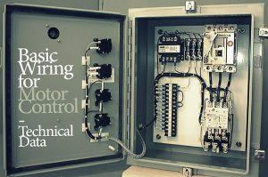 Basic Wiring for Motor Control  Technical Data | EEP