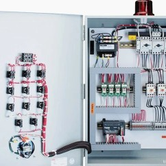 Electrical Control Panel Wiring Diagram For Trailer 7 Pin Flat Plug Basic Motor Technical Data Guide Eep