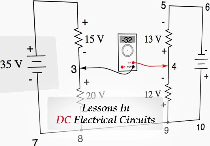 meaning of electrical circuit