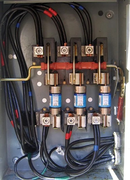3 Phase Generator Wiring Connections Maintenance And Testing Of Overcurrent Protective Devices