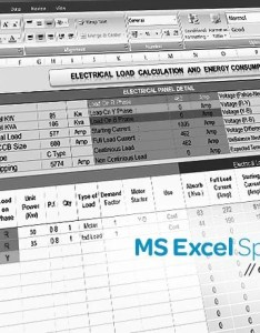 Electrical tools ms excel spreadsheets also rh engineering portal