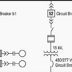 How To Draw A Circuit Diagram Club Car Precedent Wiring Single Line Diagrams Explained Learn Interpret Sld Eep