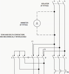 wye delta motor wiring wye free engine image for user 3 phase star delta control wiring [ 767 x 1209 Pixel ]