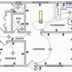 Wiring Diagram For Ceiling Fan With Light Switch Australia 4 Wire Trailer Lights Guidelines To Basic Electrical In Your Home And Similar Locations