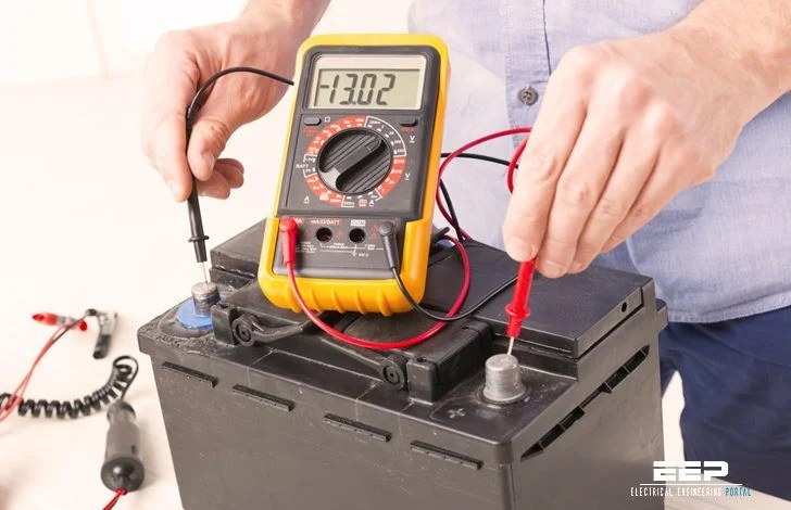 Low Voltage Battery Level Indicator Circuit 2