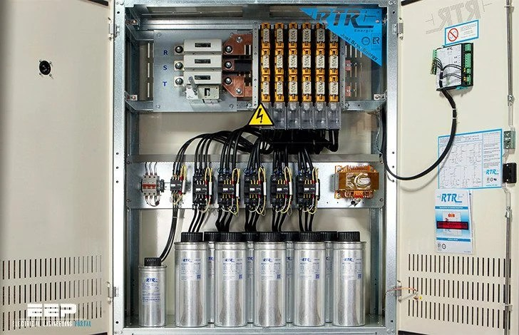 3 Phase Transformer Bank Wiring Diagram Calculate Reactive Power Of A Capacitor Bank And Improve