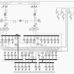 One Line Diagram Example Active Transport 7 Design Diagrams That Hv Substation Engineer Must