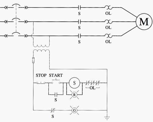 small resolution of control circuit control power transformer