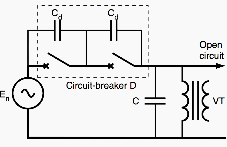 circuit breaker connection