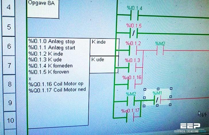 simple relay circuit diagram star delta control 4 most popular plc programming languages nowdays
