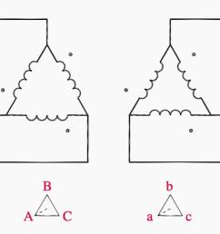 3 phase delta transformer wiring diagram [ 1496 x 621 Pixel ]