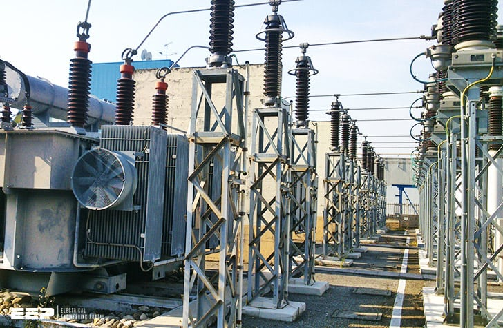 Distribution System On Distribution Transformer Bank Wiring Diagram