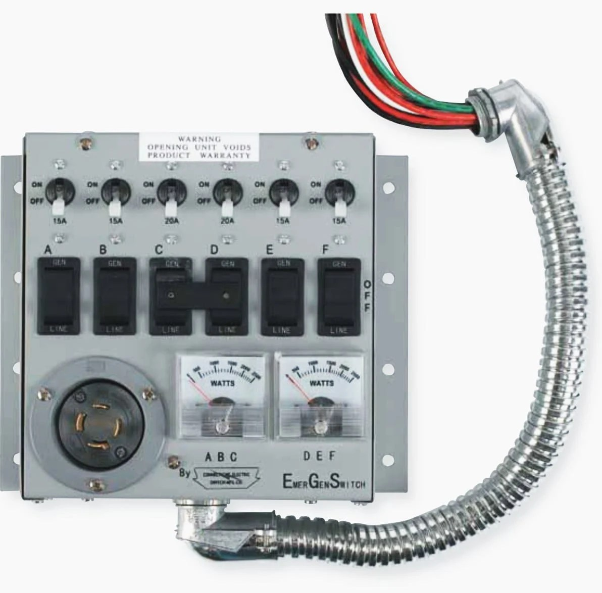 how to wire a generator transfer switch diagram wiring position rv 7 pin install manual for backup system in 16 steps switches require an operator change the power source while automatic detect loss of start back up