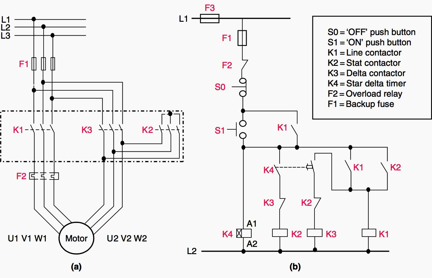 delta transformer wiring diagram