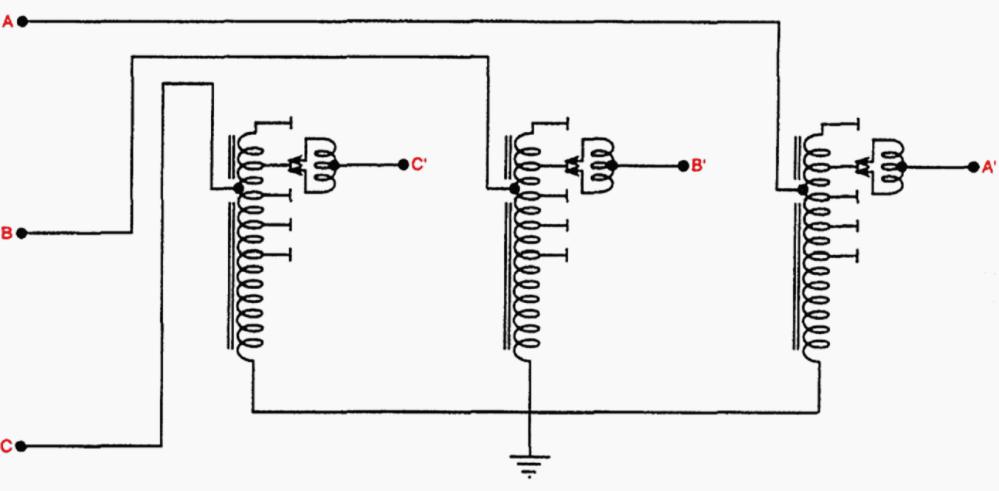 medium resolution of voltage regulator auto transformer