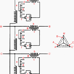 Phasor Diagram Of Single Phase Transformer Electric Motor Starter Wiring Voltage Regulators Used To Control The At End