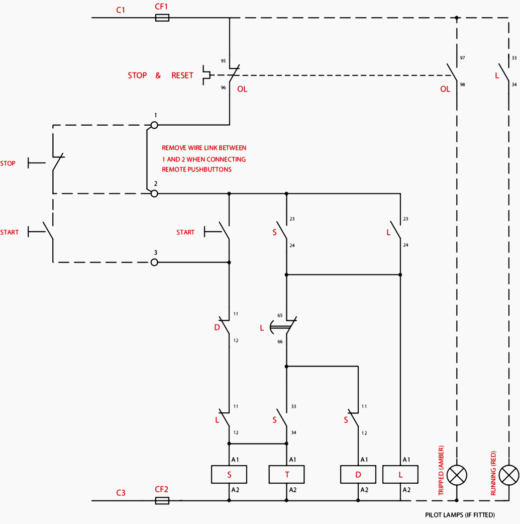 hight resolution of contactor as an important part of the motor control gear eep wye delta connection diagram 1