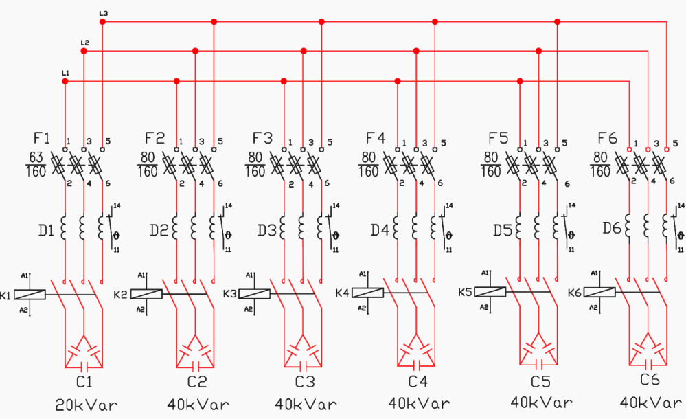 medium resolution of the main circuit of circuit breaker cb