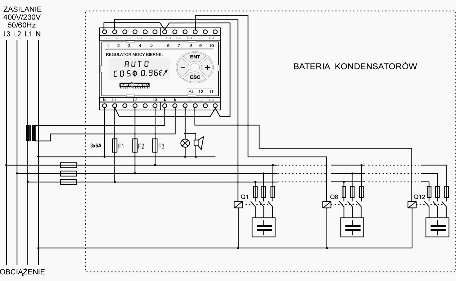 [FPER_4992]  Capacitor Bank Control Wiring Diagram | Wiring Diagram Panel Kapasitor |  | Wiring Diagram