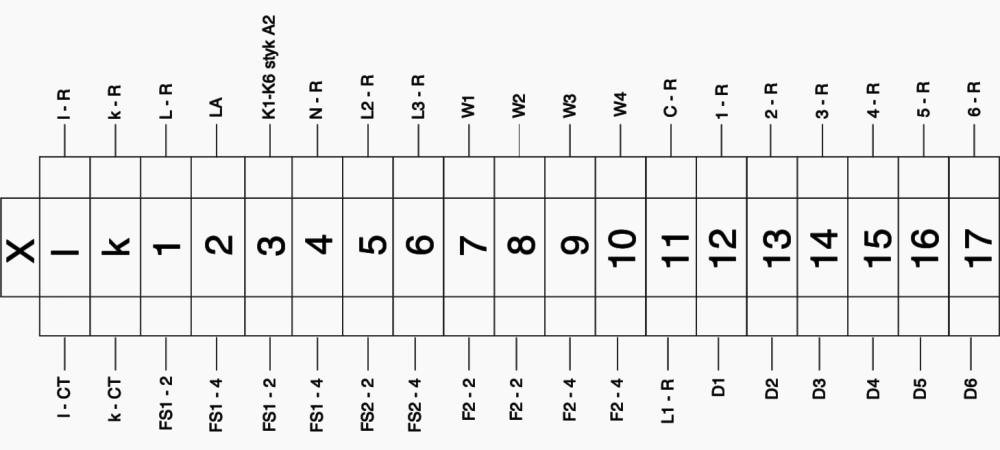 medium resolution of terminal stripe of capacitor bank
