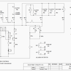 How To Read Electrical Elementary Wiring Diagrams Kicker Solo Baric L7 15 Diagram Reading And Understanding Ac Dc Schematics In Protection Example A Schematic Of Switcher Operated By Relays Figure 3