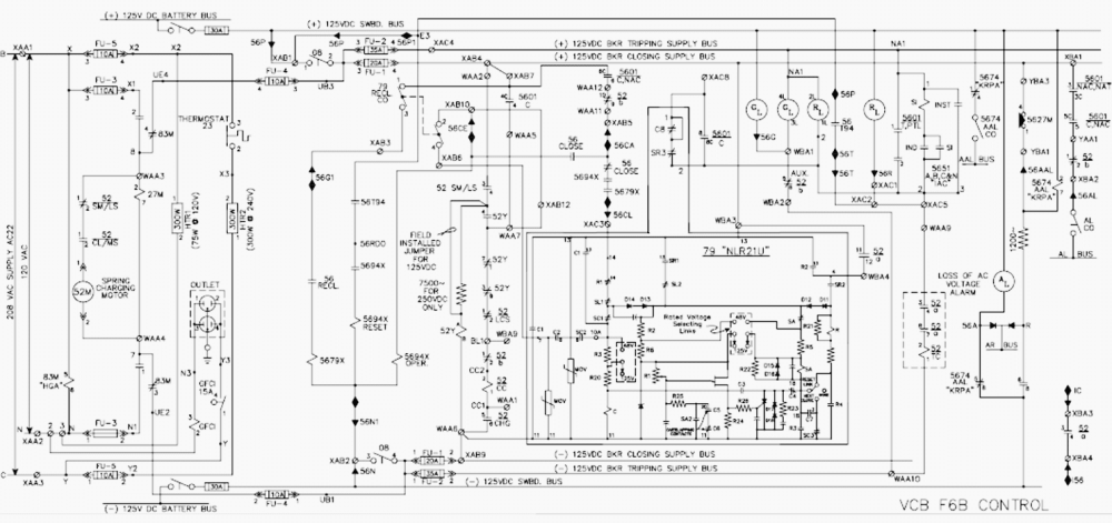 medium resolution of example b of a dc schematic click to expand